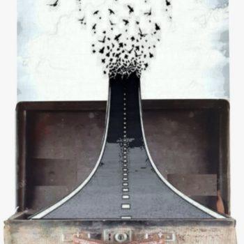 Abbandona le grandi strade, prendi i sentieri. (Pitagora)