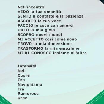 8) INCONTRO DI SENSI - COOP. SOLARIS - UN MONDO SUPERABILE - GIUSSANO (MB)